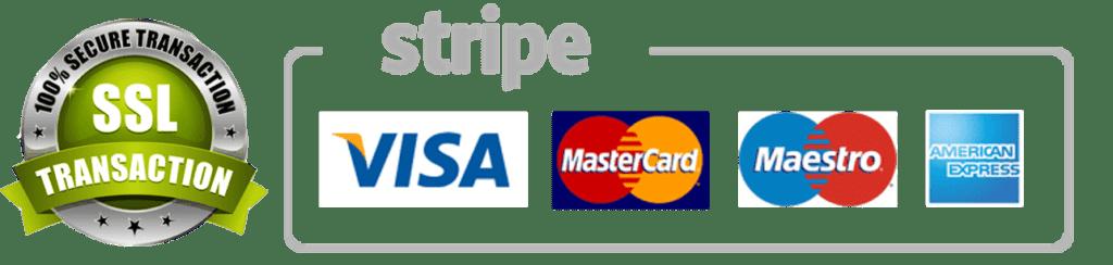 Pasarela de pagos Stripe